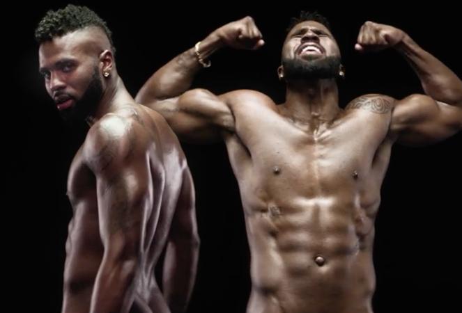 Video : Jason Derulo – Naked ft K  Michelle | @JasonDerulo