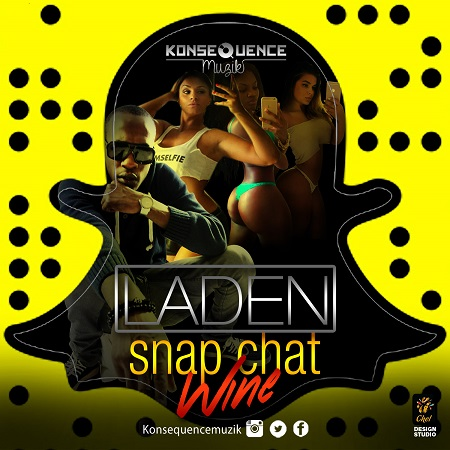 Laden-Snap-Chat-Wine-Cover