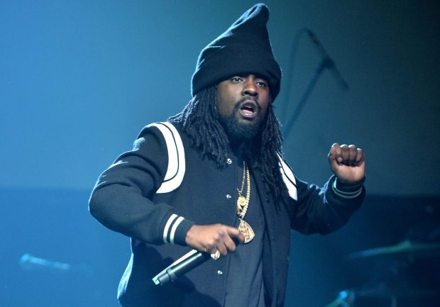 Wale performing at the 'SIMPLE Mobile Simply Nothing Tour' Featuring: Wale, Olubowale Victor Akintimehin Where: Fort Lauderdale, Florida, United States When: 11 Feb 2015 Credit: Johnny Louis/WENN.com