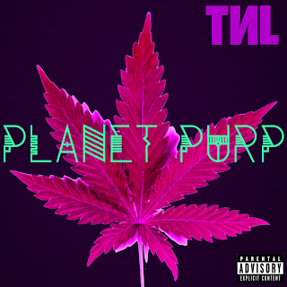 TNL - Planet Purp (Front Cover)