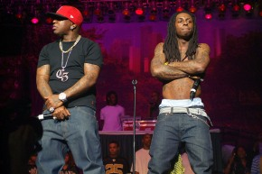 Lil Wayne and Birdman from Cash Money Millionaire performing at the 2008 South Florida summer fest at the Broward County Bank Atlantic Center  Featuring: Lil Wayne and Birdman from Cash Money Millionaire Where: Florida, United States When: 30 Jun 2008 Credit: WENN